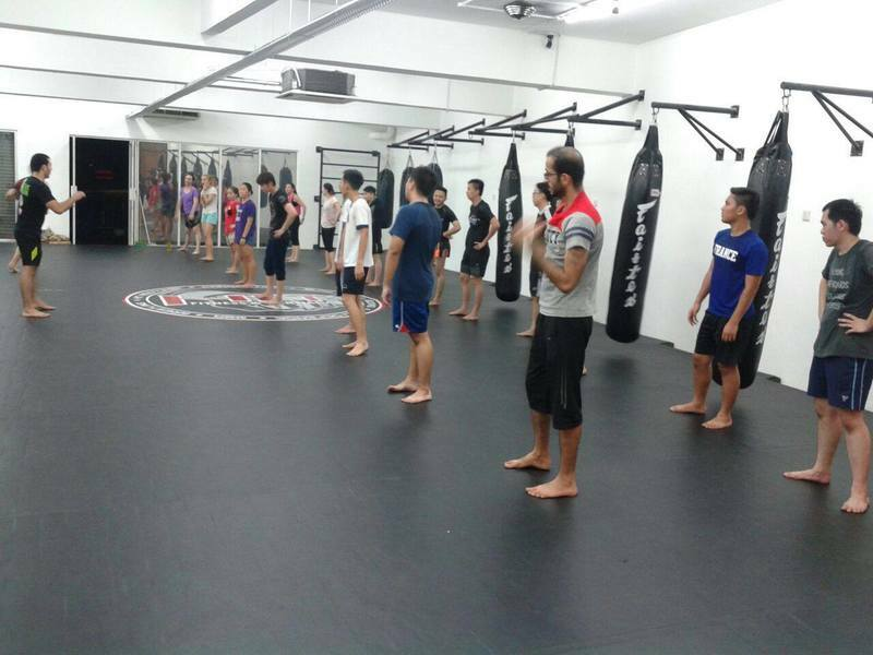 HIT Fitness & Martial Arts Gym, Fitness Centres in KL